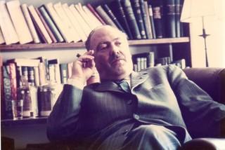 J.M.F.A. van Dijk. Foto: privéarchief
