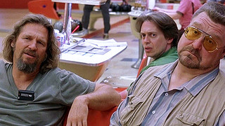 Stills uit: 'The Big Lebowski'