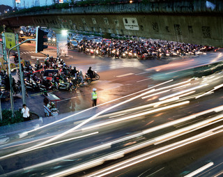 Jakarta, Indonesië. Uit het fotoboek 'Metropolis'. Foto: Martin Roemers / HH