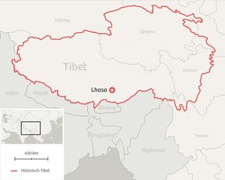 Historisch Tibet