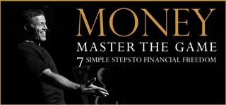 Een bekende financiële goeroe: Tony Robbins