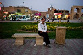 Yazd, Iran. Foto: Peter van Agtmael / Magnum