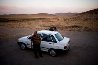 Onbekende plek in Iran. Foto: Peter van Agtmael / Magnum