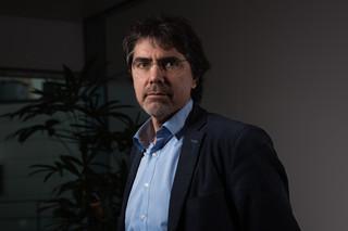 Marcel Kenter. Foto: Henri Verhoef (voor De Correspondent)