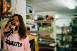 Dierenwinkeleigenaar Dennis, in de serie 'Schuldig.' Foto: Jean Counet