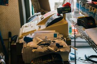 De dierenwinkel Ambulia van Dennis in de serie 'Schuldig.' Foto: Jean Counet