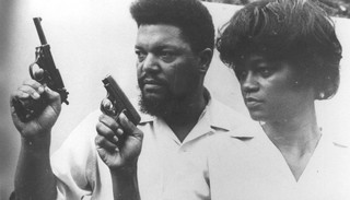 Robert en Mabel Williams. Foto: Freedome Archives