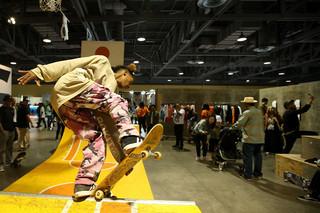 Op de eerste editie van ComplexCon in Long Beach begin november 2016. Foto's:  Phillip Faraone / Getty Images
