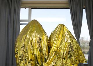 Iemand gouden bergen beloven. Foto: Annegien van Doorn (voor De Correspondent)