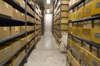 De grootste collectie sojazaden in de VS bevat ruim 18.000 variaties. University of Illinois, VS. Uit het project SOY van Annette Behrens