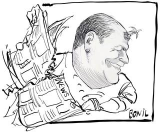 Cartoon: Bonil