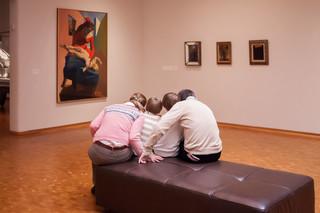 Uit de serie 'Musea' van fotograaf Caspar Claasen