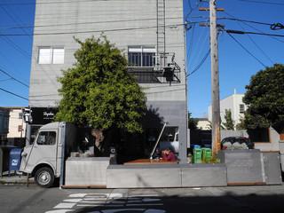 Een parklet in San Francisco. Foto: Dianne Yee