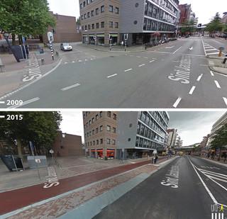 Sint Jacobsstraat, Utrecht. Foto: Urb-I / Google