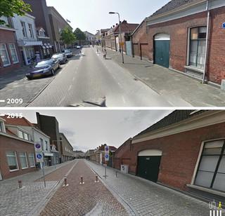 Korenbeursstraat, Bergen op Zoom. Foto: Urb-I / Google