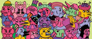 Illustratie: Saša Ostoja (voor De Correspondent)