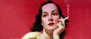 Reclame voor het sigarettenmerk Craven, 1939. Foto: Popperfoto / Getty