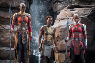 Still uit Black Panther