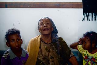 Taeha Ali Salem. Foto: Andreas Staahl (voor De Correspondent)