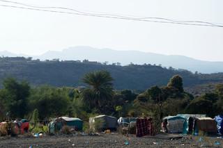 Vluchtelingenkamp in At Turbah. Foto: Andreas Staahl (voor De Correspondent)