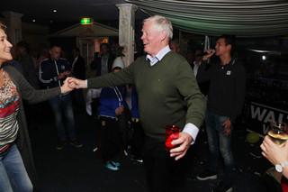 Bert Roetert, oud voorzitter van Vitesse. Foto: Jan Dirk van der Burg (voor De Correspondent)