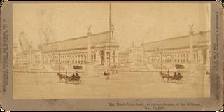 De Wereldtentoonstelling van 1904 in St. Louis. Foto: C. H. Graves
