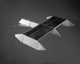 P-170, uit de serie Paper Planes van Sjoerd Knibbeler