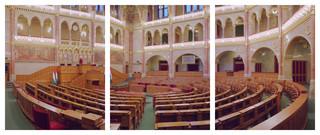 Hongarije, Országház. Uit de serie Parliaments of the European Union door Nico Bick.