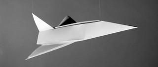 Uit de serie Paper Planes van Sjoerd Knibbeler
