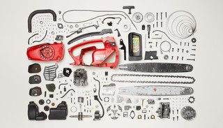 Uit de serie 'Things Come Apart' van Todd McLellan