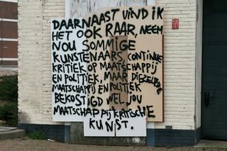 Werk van Jeroen Jongeleen. Foto: Jeroen Jongeleen