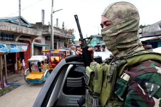 Het Filipijnse leger patrouilleert op het eiland Jolo. Foto: Moh Saaduddin, 20 september 2018