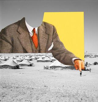 Collage: Lynne Brouwer (voor De Correspondent)