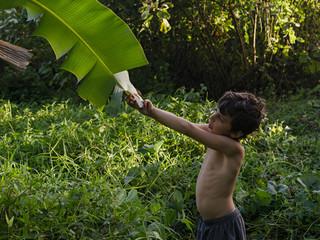 Uit de serie 'Human Nature' van fotograaf Lucas Foglia