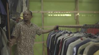 Jabir Idrissa. Beeld: Forbidden Stories