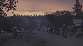 Dorp in de buurt van de North Mara-mijn. Beeld: Forbidden Stories