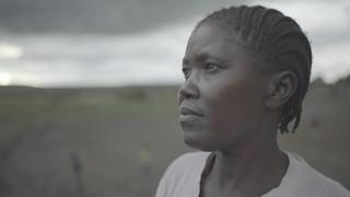 Lucia Marembela, slachtoffer van verkrachting door bewakers van de North Mara-mijn. Beeld: Forbidden Stories