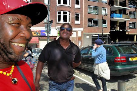 Otto Snoek fotografeert al jaren het straatbeeld in zijn woonplaats in Rotterdam, waar circa 170 verschillende nationaliteiten wonen. Foto: Otto Snoek/HH
