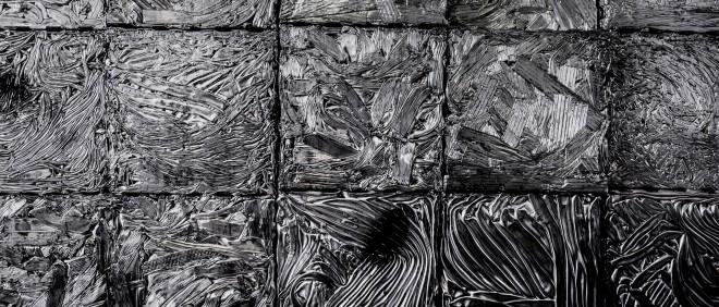 Aluminiumgieterij en -smelterij Aldel bij Delfzijl. Foto: Kees van de Veen/Hollandse Hoogte