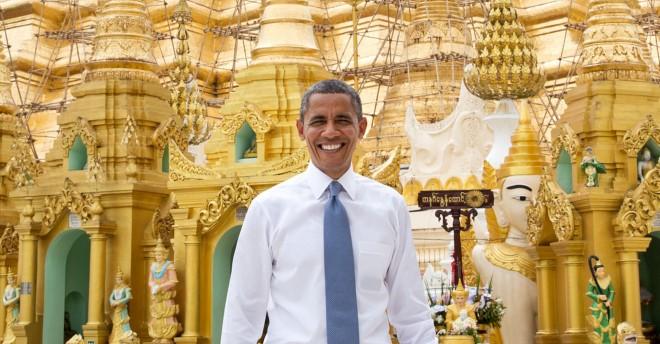 (Detail uit) foto: Pete Souza/the White House