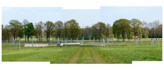 Het antenneveld in Eibergen. Foto: Anne Geene (voor De Correspondent)