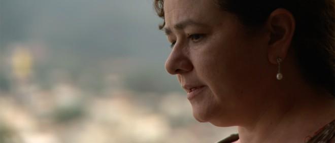 Claudia Paz y Paz, tot twee weken terug procureur-generaal van Guatemala, één van de meest gewelddadige landen ter wereld. Beeld: uit de documentaire 'Burden of Peace.'