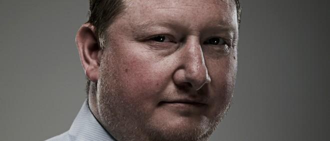 Morten Storm. Foto: Jude Edginton/Hollandse Hoogte