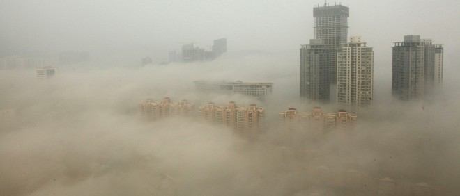 Lianyungang (China). Foto: Getty Images