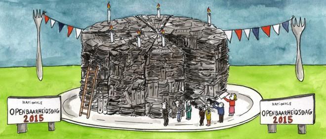 Illustratie: Tjarko van der Pol (voor De Correspondent)