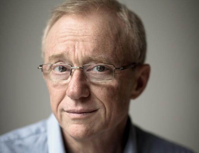 David Grossman. Foto: Joost van den Broek/Hollandse Hoogte