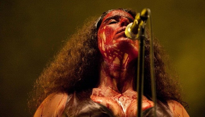 The Devil's Blood. Foto: Chérie Metalphoto / metalphoto.org