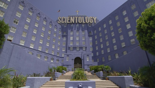 Still uit: Going Clear: 'Scientology and the Prison of Belief'
