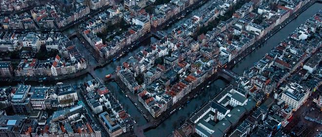 De grachtengordel van Amsterdam. Foto: Siebe Swart/Hollandse Hoogte