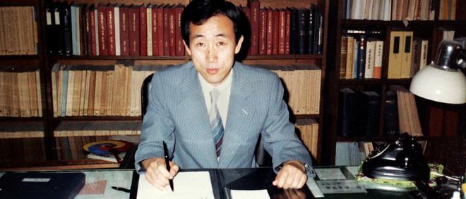 Ban Ki-moon op de Universiteit van Harvard in 1983. Foto: Zuid-Koreaanse ministerie van Buitenlandse Zaken / ANP